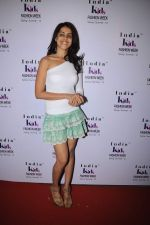 Genelia D Souza walk the ramp for Nishka Lulla Show at Kids Fashion Week day 3 on 19th Jan 2012 (69).JPG