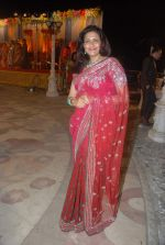 Kanchan Adhikari at Deepshikha and Kaishav Arora Wedding on 19th Jan 2012 (11).JPG