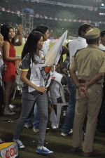 Genelia D Souza snapped at CCL match in Kochi on 23rd Jan 2012 (11).JPG