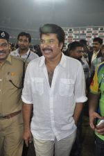 Mammootty at MUmbai Heroes CCl match in Kochi on 23rd JAn 2012 (1).JPG