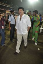 Mammootty at MUmbai Heroes CCl match in Kochi on 23rd JAn 2012 (38).JPG