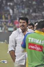 Mammootty at MUmbai Heroes CCl match in Kochi on 23rd JAn 2012 (41).JPG