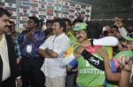 Mohanlal, Mammootty at MUmbai Heroes CCl match in Kochi on 23rd JAn 2012 (46).JPG