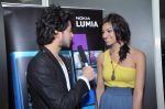 Rajat Barmecha at Nokia Lumia sky party  on board of Jet Airways on 23rd Jan 2012 (25).jpg