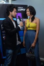 Rajat Barmecha at Nokia Lumia sky party  on board of Jet Airways on 23rd Jan 2012 (33).jpg