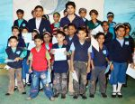 Rajeev Khandelwal_s Act Of Cheer in The Garodia International Centre for Learning on 23rd Jan 2012 (10).JPG