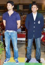 Rajeev Khandelwal_s Act Of Cheer in The Garodia International Centre for Learning on 23rd Jan 2012 (14).JPG