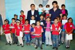 Rajeev Khandelwal_s Act Of Cheer in The Garodia International Centre for Learning on 23rd Jan 2012 (3).JPG