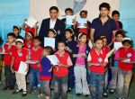 Rajeev Khandelwal_s Act Of Cheer in The Garodia International Centre for Learning on 23rd Jan 2012 (4).JPG