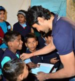 Rajeev Khandelwal_s Act Of Cheer in The Garodia International Centre for Learning on 23rd Jan 2012 (9).JPG