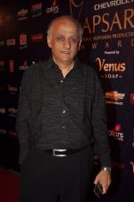 Mukesh Bhat at the 7th Chevrolet Apsara Awards 2012 Red Carpet in Yashraj Studio, Mumbai on 25th Jan 2012 (3).JPG