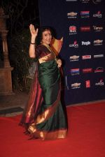 Vyjantimala at the 7th Chevrolet Apsara Awards 2012 Red Carpet in Yashraj Studio, Mumbai on 25th Jan 2012 (222).JPG