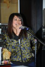 Anjali Pandey at Amy billimoria hosted a karoake night party in Mumbai on 26th Jan 2012.JPG
