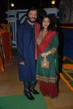 Roop Kumar Rathod, Sonali Rathod at Suhas Awchat_s son Sangeet Ceremony in Mumbai on 26th Jan 2012 (69).JPG