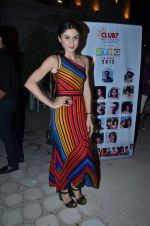 sherry shroff at the launch of ZYNG calendar in Olive on 26th Jan 2012 (51).JPG