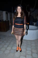 shubhika sharma at the launch of ZYNG calendar in Olive on 26th Jan 2012 (133).JPG