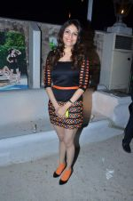 shubhika sharma at the launch of ZYNG calendar in Olive on 26th Jan 2012 (134).JPG