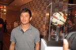 Bhaichung Bhutia at sports memorabilia auction in Trident, Mumbai on 27th Jan 2012 (36).JPG