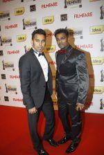 Bosco Ceaser at 57th Idea Filmfare Awards 2011 on 29th Jan 2012.jpg
