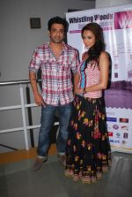 Eijaz Khan, Iris Maity at Rotaract Club of Film City present grand fainale for Take 1 in Whistling Woods on 30th Jan 2012 (28).JPG
