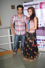 Eijaz Khan, Iris Maity at Rotaract Club of Film City present grand fainale for Take 1 in Whistling Woods on 30th Jan 2012 (32).JPG