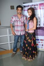 Eijaz Khan, Iris Maity at Rotaract Club of Film City present grand fainale for Take 1 in Whistling Woods on 30th Jan 2012 (34).JPG