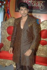 Gurmeet Choudhary at ZEE TV Punar Vivah serial launch in Westin Hotel on 30th Jan 2012 (25).JPG