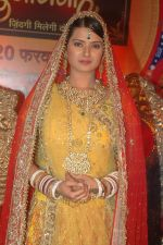 Kratika Sengar at ZEE TV Punar Vivah serial launch in Westin Hotel on 30th Jan 2012 (12).JPG