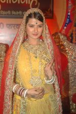 Kratika Sengar at ZEE TV Punar Vivah serial launch in Westin Hotel on 30th Jan 2012 (31).JPG