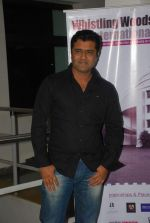 Vivek Sharma at Rotaract Club of Film City present grand fainale for Take 1 in Whistling Woods on 30th Jan 2012 (1).JPG