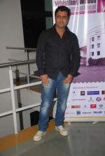 Vivek Sharma at Rotaract Club of Film City present grand fainale for Take 1 in Whistling Woods on 30th Jan 2012 (3).JPG