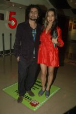 Chandan Roy Sanyal, Yuki Ellias at Love you to Death film premiere in PVR on 31st Jan 2012 (16).JPG