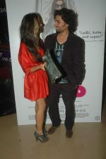 Chandan Roy Sanyal, Yuki Ellias at Love you to Death film premiere in PVR on 31st Jan 2012 (18).JPG