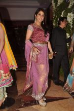 Krishika Lulla at Ritesh & Genelia_s Sangeet Ceremony in Taj Lands end, Mumbai on 31st Jan 2012 (278).JPG