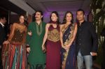 Malaika Arora Khan, Arbaaz Khan, Amrita Arora, Aditi Govitrikar at Ritesh & Genelia_s Sangeet Ceremony in Taj Lands end, Mumbai on 31st Jan 2012 (275).JPG