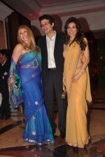 Queenie Dhody at Ritesh & Genelia_s Sangeet Ceremony in Taj Lands end, Mumbai on 31st Jan 2012 (284).JPG