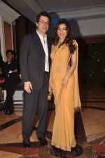 Queenie Dhody at Ritesh & Genelia_s Sangeet Ceremony in Taj Lands end, Mumbai on 31st Jan 2012 (287).JPG