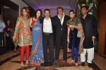 Sunil Shetty, Mana Shetty, Sanjay Kapoor, Jackie Shroff at Ritesh & Genelia_s Sangeet Ceremony in Taj Lands end, Mumbai on 31st Jan 2012 (249).JPG