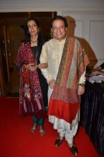 Anup Jalota at Le Club Musique launch in Trident, Mumbai on 1st Feb 2012 (100).JPG