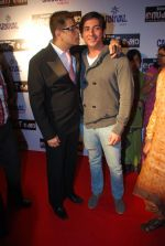 Sudesh Berry at Malayalam film Second Show premiere in PVR on 2nd Feb 2012 (10).jpg