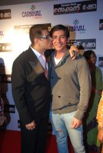 Sudesh Berry at Malayalam film Second Show premiere in PVR on 2nd Feb 2012 (12).jpg