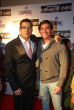 Sudesh Berry at Malayalam film Second Show premiere in PVR on 2nd Feb 2012 (14).jpg