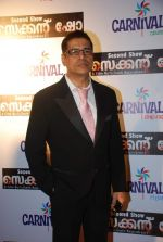 Sudesh Berry at Malayalam film Second Show premiere in PVR on 2nd Feb 2012 (21).jpg