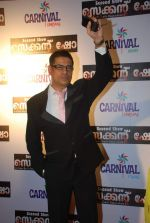 Sudesh Berry at Malayalam film Second Show premiere in PVR on 2nd Feb 2012 (24).jpg