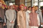 Vilasrao Deshmukh at Ritesh Deshmukh and Genelia wedding in Grand Hyatt, Mumbai on 3rd Feb 2012 (28).JPG