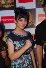Kangna Ranaut at Venky_s Mumbai Fighters and Bangkok Elephants match in Inorbit Mall, Mumbai on 3rd Feb 2012 (100).JPG