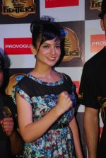 Kangna Ranaut at Venky_s Mumbai Fighters and Bangkok Elephants match in Inorbit Mall, Mumbai on 3rd Feb 2012 (103).JPG