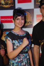 Kangna Ranaut at Venky_s Mumbai Fighters and Bangkok Elephants match in Inorbit Mall, Mumbai on 3rd Feb 2012 (105).JPG