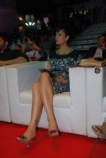 Kangna Ranaut at Venky_s Mumbai Fighters and Bangkok Elephants match in Inorbit Mall, Mumbai on 3rd Feb 2012 (29).JPG