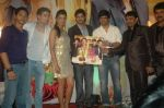 Mugdha Godse, Shreyas Talpade, Muzmmil Ibrahim at Will you Marry me music launch in Mumbai on 3rd Feb 2012 (92).JPG